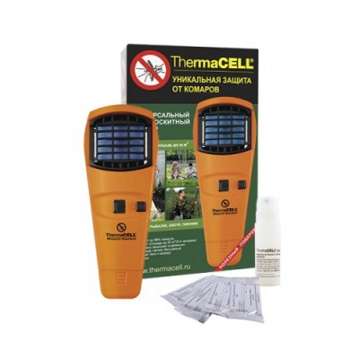 Инструкция по применению прибора от комаров ThermaCELL